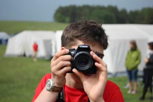 Teilnehmer fotografiert (Foto: Anton Schubert, 5,5 MB)